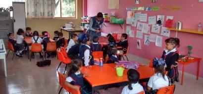 Inicia ciclo escolar el Preescolar Emiliano Zapata