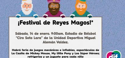 Festival Día de Reyes 2017