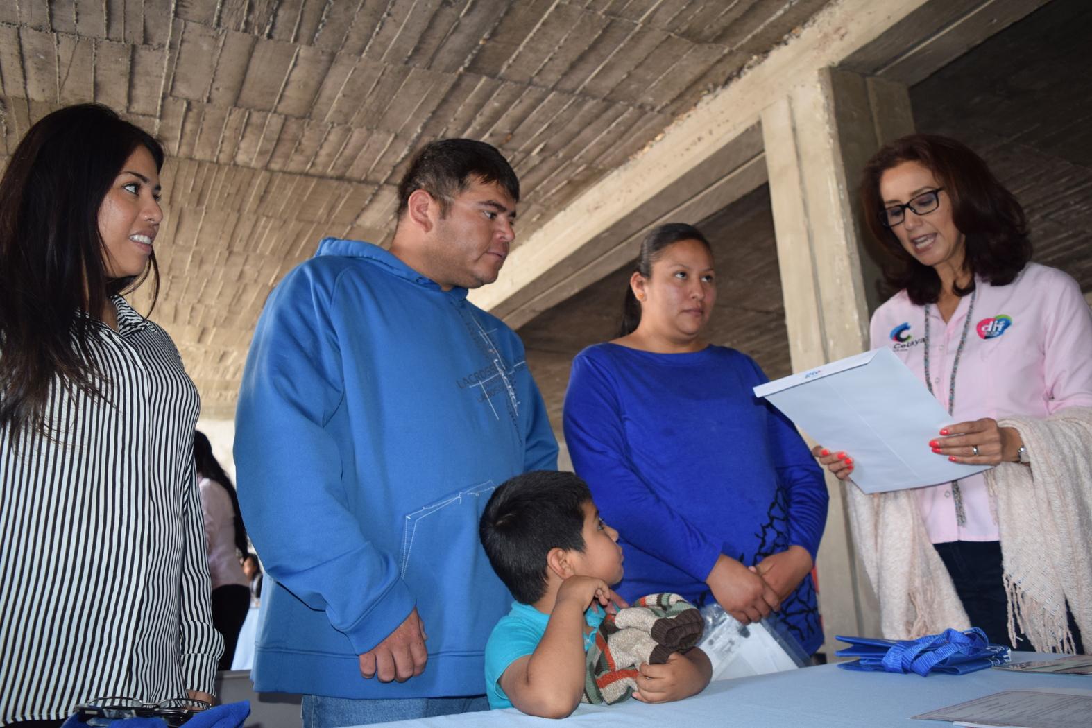 Brigada Jurídica en San Antonio Espinoza