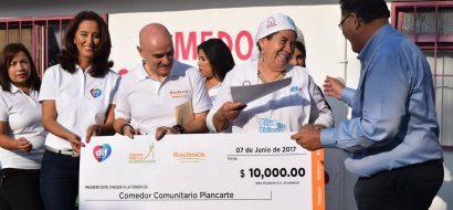 DIF municipal reinaugura comedor comunitario en Plancarte