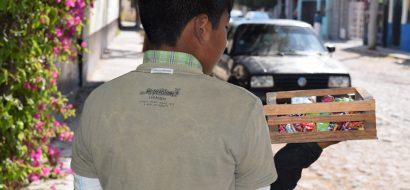Acciones de DIF Celaya contra el trabajo infantil