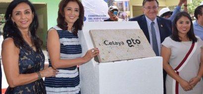 Arranque oficial de obra del nuevo DIF Celaya