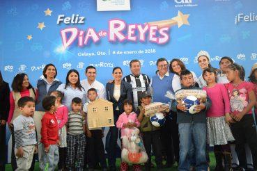 Acuden 6 Mil personas al Festival de Reyes