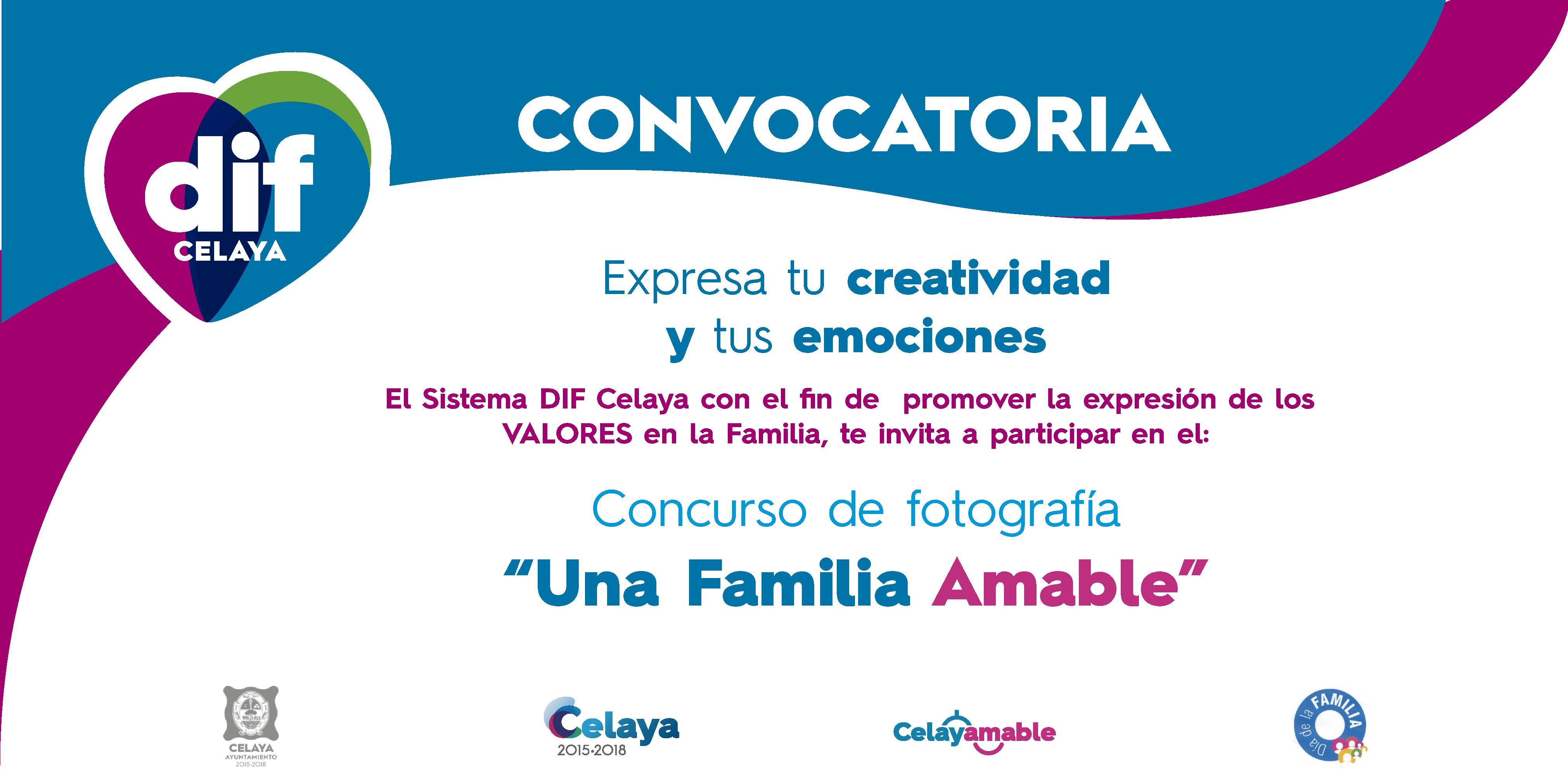 Concurso por el Día de la Familia
