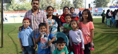 Invita DIF municipal a celebrar el Día de la Familia