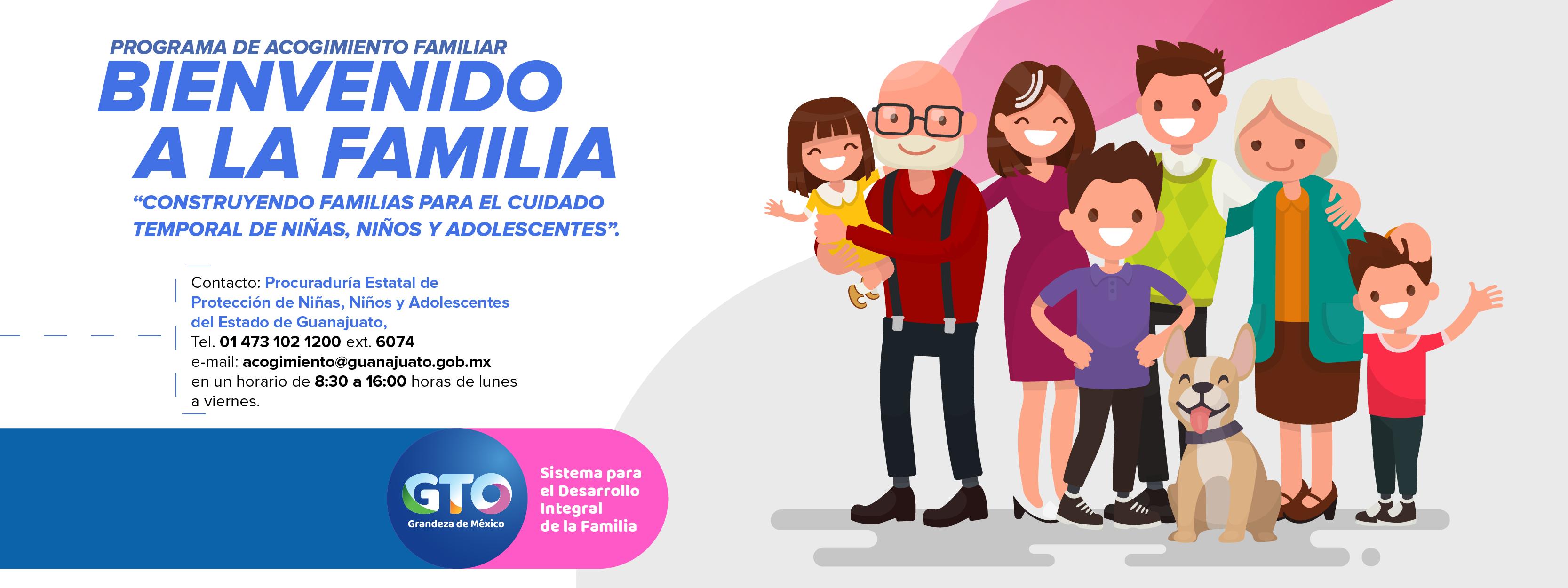 BUSCAN FAMILIAS INTERESADAS EN OFRECER UN HOGAR TEMPORAL A MENORES QUE ESPERAN REINTEGRACIÓN FAMILIAR.