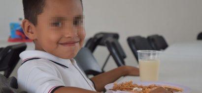 ALIMENTACIÓN NUTRITIVA PARA MENORES EN EDAD ESCOLAR