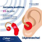 Campaña de Auxiliares Auditivos INCLUDIS